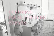 Sewing Workshops Program at PAUSE COUTURE