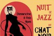 L'OSTERIA presents: THIS SUNDAY LIVE JAZZ w THE NADINE SHEHADEH JAZZ QUARTET !