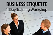 Business Etiquette 1-Day Workshop