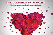 VALENTINE AT LE ROYAL