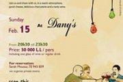 Fondue & Raclette Valentine at Dany's Hamra