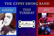 THE GYPSY SWING BAND at LA PALMA