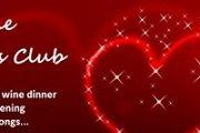 Romantic cheese & wine valentines dinner@ cheers club
