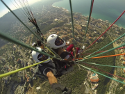 Paragliding Tandems with Exit to Nature