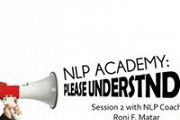 "NLP Academy : ""Please Understand Me!"" Session 2 - Rerun"