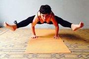 Saturday Mornin' Yoga with Maria Malek
