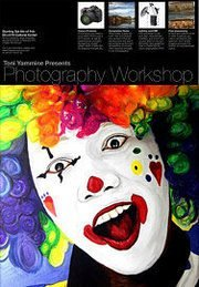 Photography workshop for beginners with Toni Yammine