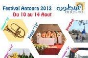 Festival Antoura 2012