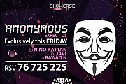ANONYMOUS: Expect us at Showcase