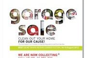 Garage Sale by Cenacle de la Lumiere