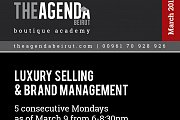 Luxury Selling and Brand Management workshop by Suzanne Nohra
