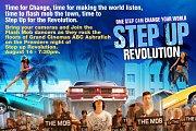 Step Up Revolution - Flash Mob