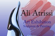 Ali Atrissi Art Exhibition
