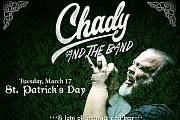 St Patrick's  Day With Chady and the band