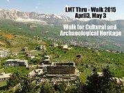 Thru Walk on the Lebanon Mountain Trail 2015