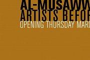 Al Musawwirun: Artists Before Art