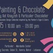 Exhibition RODINIA   Painting & Chocolate