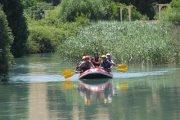 Rafting with Vamos Todos