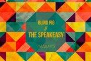 DJ STEEL @ Blind Pig by The Speakeasy!