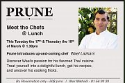 Meet the Chefs at Prune