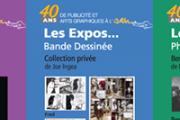 EXPOS DES 40 ANS DE LA PUB