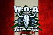 W:O:A Metal Battle Middle East - LEBANON BATTLE