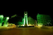 Nejmeh Square in Beirut goes Green for Saint Patrick's Day - Ireland's National Day Celebrations