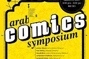 Arab Comics Symposium at LAU