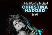 Christina Haddad Live @ Society Wine Lounge