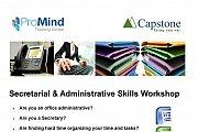 Secretarial & Administrative Skills Workshop
