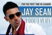 Jay Sean live in Lebanon Pool Event