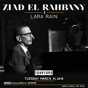 Ziad Al Rahbany at Junkyard Beirut with Lara Rain