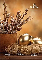 Le Royal's Fabulously International Easter