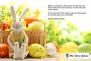 Easter Sunday Lunch at Mir Amin Palace Hotel