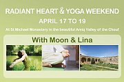 RADIANT HEART & YOGA WEEKEND