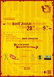 Beirut Juggles Convention