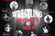 Wrestling Show - Women vs Men!