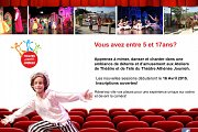 Théâtre Athénée Jounieh  Spring Workshops for Children & Teenagers