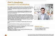 PwC's Academy, Essentials of Consolidation