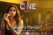 Yasmine Hamdan live in Concert at O1NE Beirut