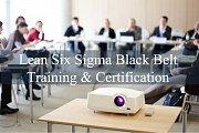 Lean Six Sigma Black Belt training & Certification