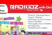 Radkidz with Christina - Free Sessions!