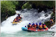 RAFTING CAMP with Skyline Team