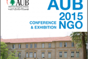 AUB NGO Fair 2015 - Conference & Exhibition