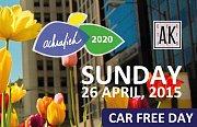 Discover Armenia Street - Mar Mikhael - Car Free Day by Achrafieh 2020