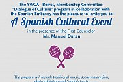 Dialogue of Culture - A Spanish Cultural Event in Lebanon