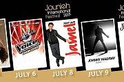 Jounieh International Festival 2015 - Full program