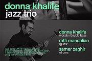 Donna Khalife Jazz Trio