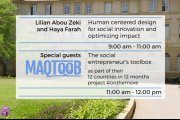 Training: Introduction to Human Centered Design for Social Innovation