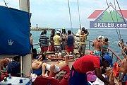 Aqua-Holic parties - Boat Parties